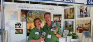 Countrywide Cottages at the Melbourne Dog Lovers Show