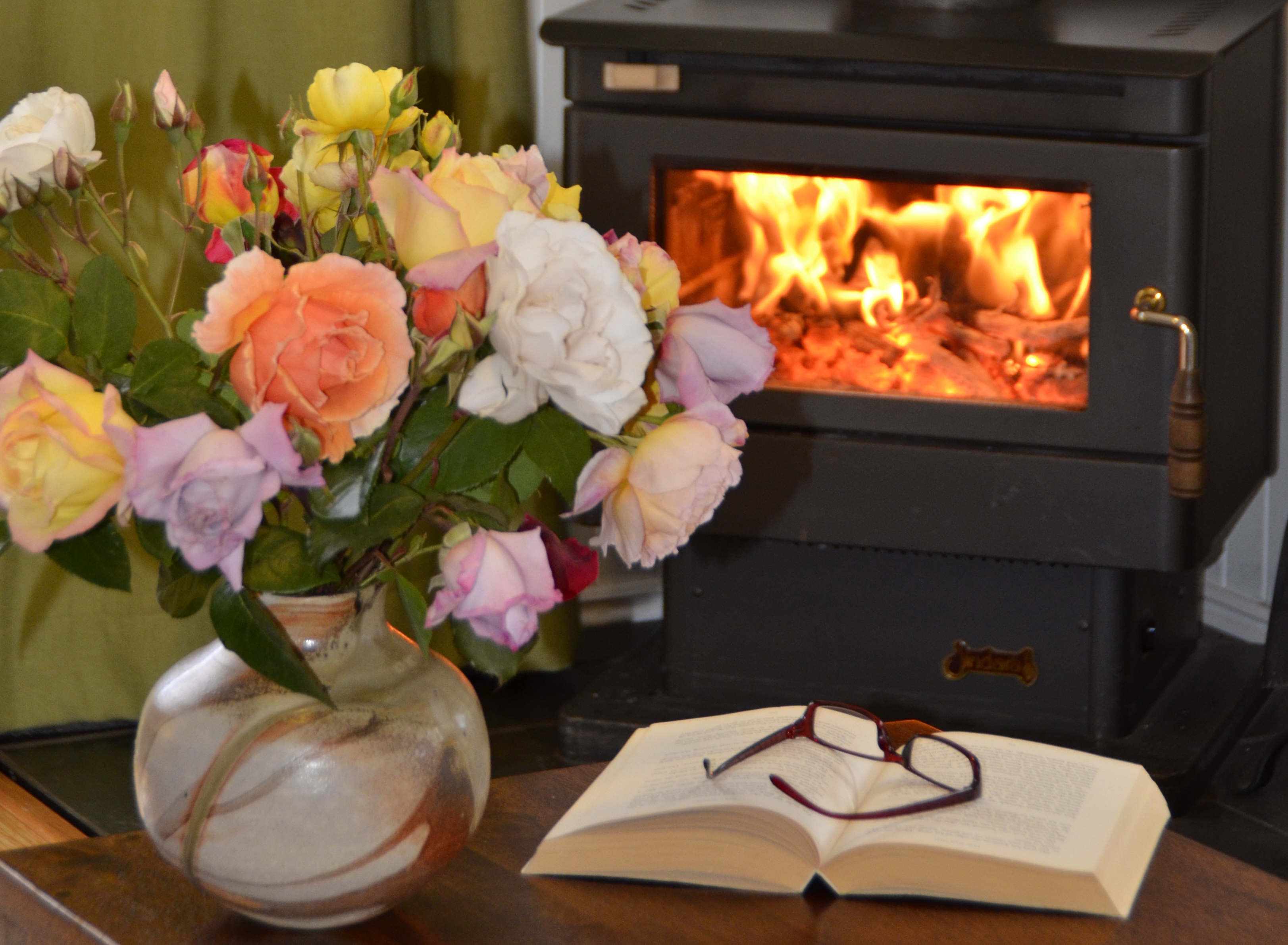 Romantic holiday cottages with cosy wood fires