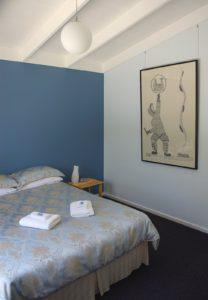 Igloo master bedroom